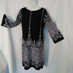 Paisely dress